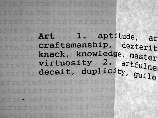 Untitled (Ink on Paper: Leaflets) 2000