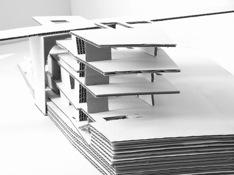Striation floor plate model