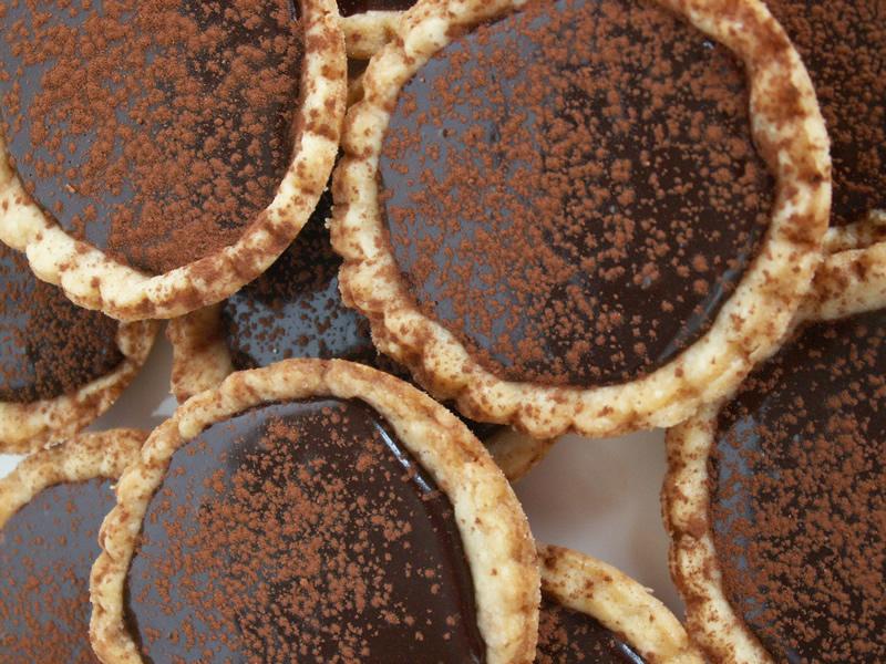 mini-chocolate-tarts