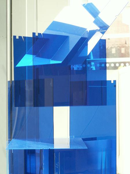 Laser-Cut Sculpture  - Detail 2