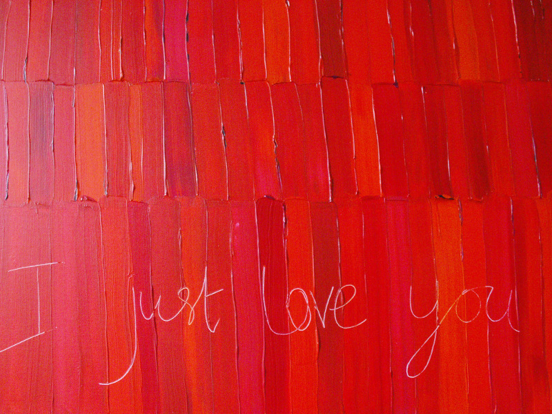 untitled-i-just-love-you detail 2